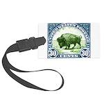 Antique 1923 U.S. American Bison Postage Stamp Lug