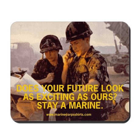Mousepad: Future As Exciting As Ours?