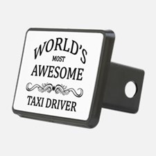 World's Most Awesome Taxi Driver Hitch Cover