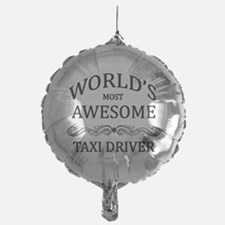 World's Most Awesome Taxi Driver Balloon