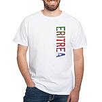 Eritrea White T-Shirt