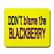 BLACKBERRY Mousepad