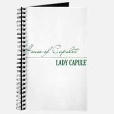 Lady Capulet Journal