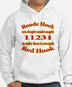 Red Hook Brooklyn Hoodie