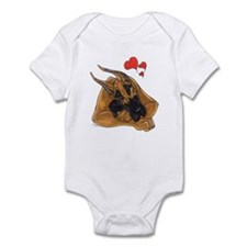 C FBlk Motherlove Infant Bodysuit