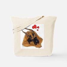 C FBlk Motherlove Tote Bag