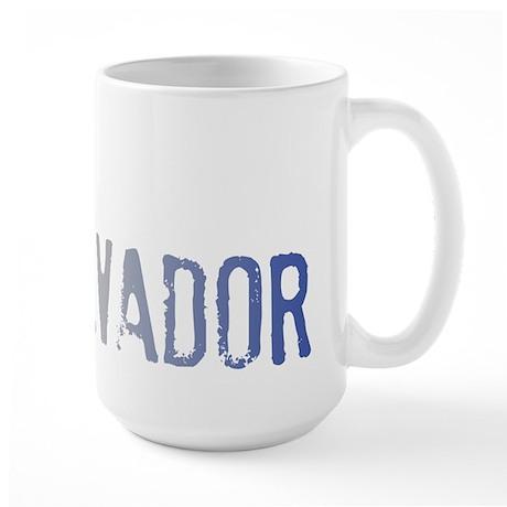 El Salvador Large Mug
