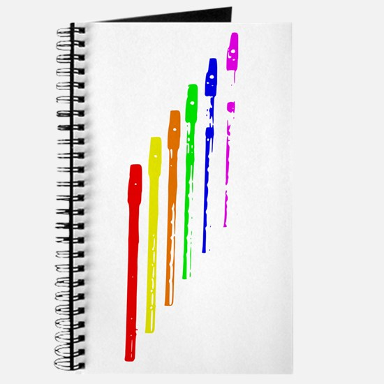 Whistles Notes, a Spiral Bound Musician's Booklet