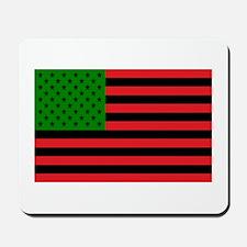 African American Flag Mousepad