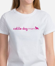 Cattle Dog Mom Tee