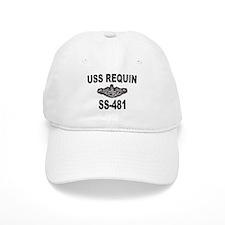 USS REQUIN Baseball Cap
