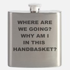 WHERE ARE WE GOING Flask