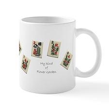 Mah Jongg Flower Mug