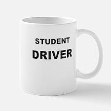 STUDENT DRIVER Mugs