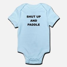 SHUT UP AND PADDLE Body Suit