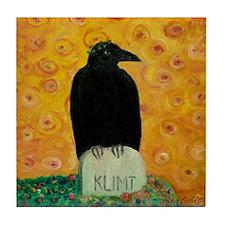 Ode to Klimt Art Tile