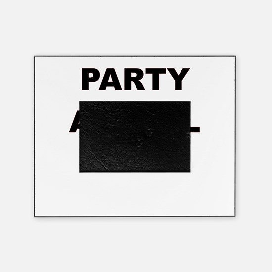 PARTY ANIMAL Picture Frame