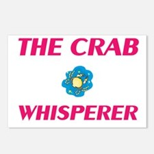 The Crab Whisperer Postcards (Package of 8)