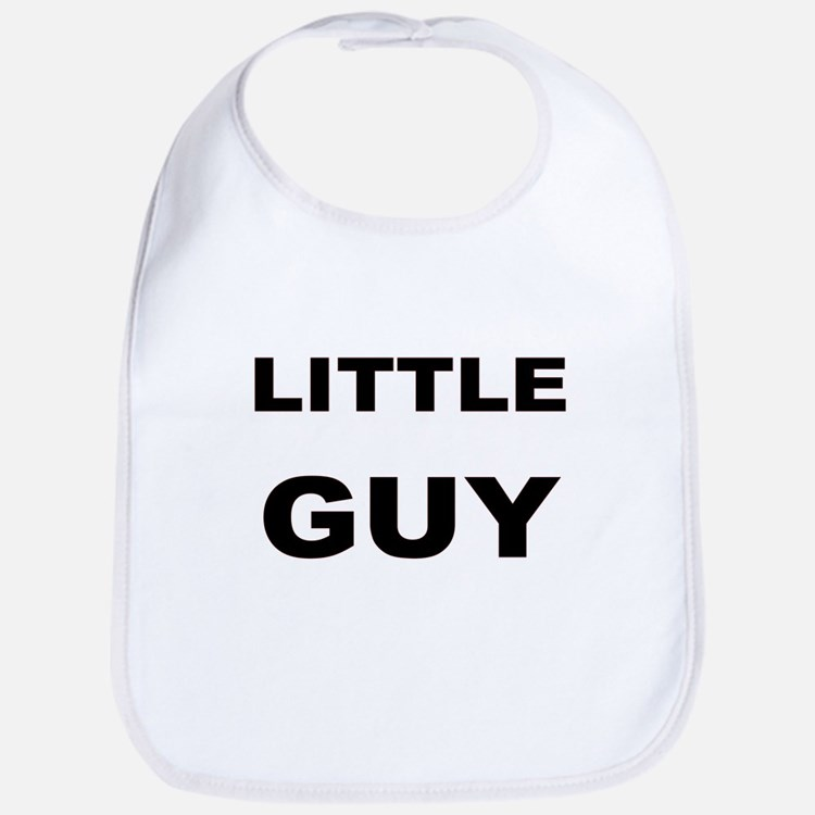 LITTLE GUY Bib