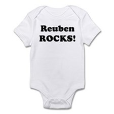 Reuben Rocks! Infant Bodysuit