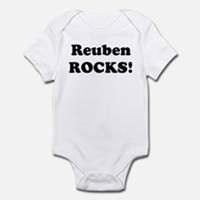 Reuben Rocks! Infant Bodysuit