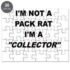 IM NOT A PACK RAT IM A COLLECTOR Puzzle
