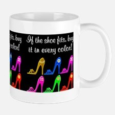 DAZZLING SHOES Mug