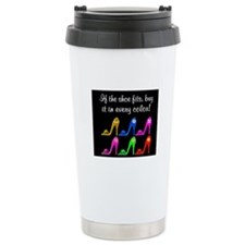 DAZZLING SHOES Thermos Mug