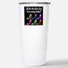 DAZZLING SHOES Travel Mug