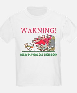 Funny Rugby Kids T-Shirt