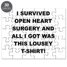 I SURVIVED HEART SURGERY Puzzle