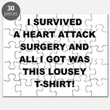 I SURVIVED A HEART ATTACK Puzzle