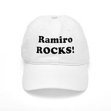 Ramiro Rocks! Baseball Cap