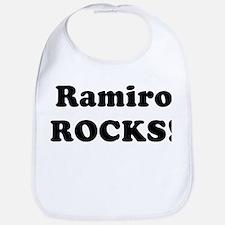 Ramiro Rocks! Bib