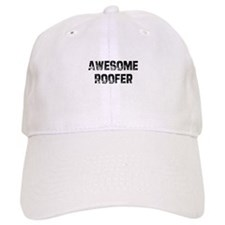 Awesome Roofer Baseball Cap