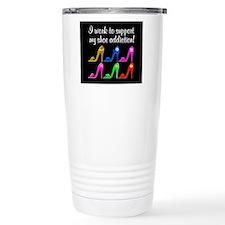 SHOE ADDICT Thermos Mug