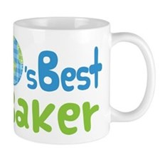 Earths Best Baker Mug