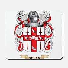 Nolan Coat of Arms (Family Crest) Mousepad