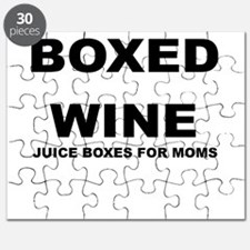 BOXED WINE JUICE BOXES FOR MOM Puzzle
