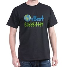 Earths Best Babysitter T-Shirt