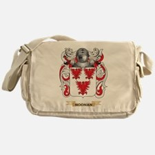 Noonan Coat of Arms (Family Crest) Messenger Bag