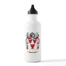 Noonan Coat of Arms (Family Crest) Water Bottle