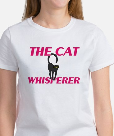 The Cat Whisperer T-Shirt