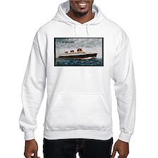 Unique Ocean liners Hoodie