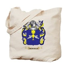 Noriega Coat of Arms (Family Crest) Tote Bag