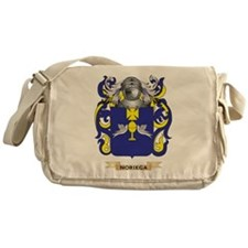 Noriega Coat of Arms (Family Crest) Messenger Bag