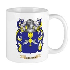 Noriega Coat of Arms (Family Crest) Mugs
