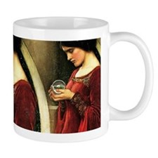 Crystal Ball Waterhouse Mugs