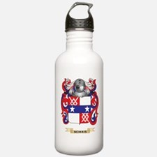 Norris Coat of Arms (Family Crest) Water Bottle