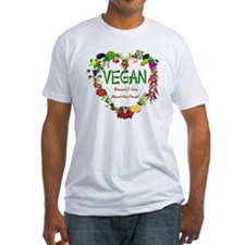 Vegan Heart Shirt